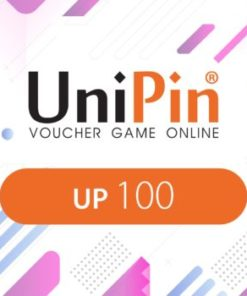 Unipin 100 UP Point