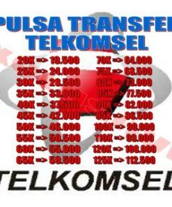 Telkomsel 93rb Pulsa Eceran