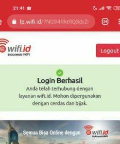 Voucher wifi id VIOLET & Smartbisnis Resmi Telkom