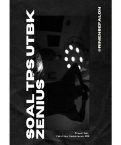 SOAL TPS UTBK ZENIUS 2020/2021