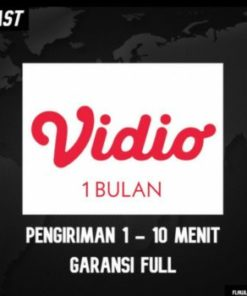 [PROMO] FREE ONGKIR VOUCHER VIDIO PREMIER PLATINUM 1 BULAN | LIGA 1