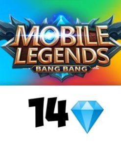 14 Diamond Mobile Legend