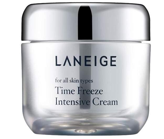 Rekomendasi Skin Care & Makeup Laneige yang Wajib Kamu Miliki Laneige Time Freeze Intensive Cream