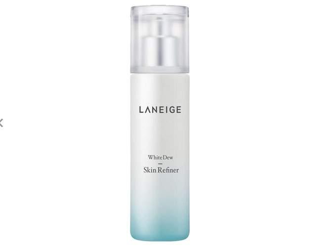 Rekomendasi Skin Care & Makeup Laneige yang Wajib Kamu Miliki Laneige White Dew Skin Refiner